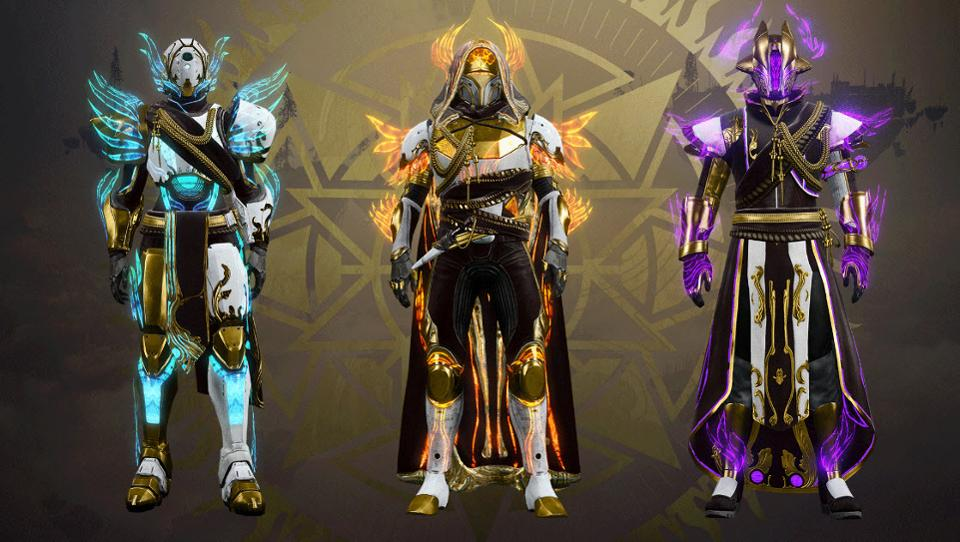 Solstice of Heroes Armor Will Be Our First Shadowkeep Set