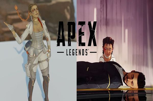 Meet Loba of Apex Legends